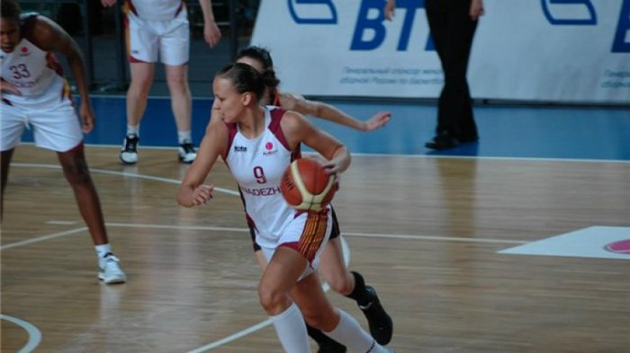 ВКурске стартует «Финал четырех» Кубка РФ побаскетболу