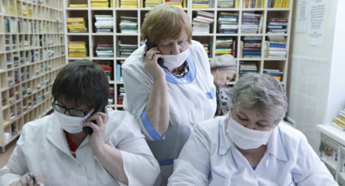 В2015 году смертей отгриппа вОренбуржье незафиксировано