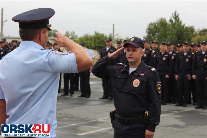 В Российской Федерации отмечается День сотрудника органов внутренних дел