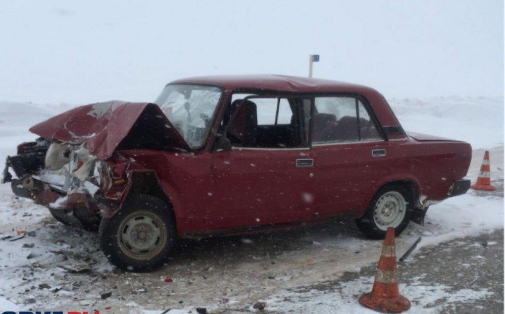 ВБугурусланском районе втрагедии пострадали 5 человек