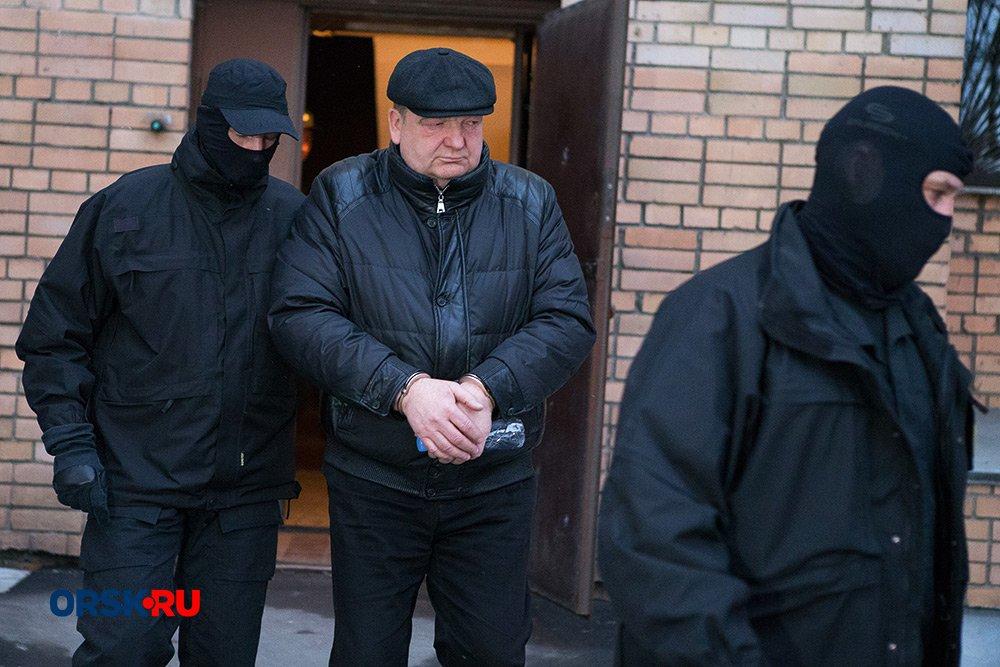 Обвинитель запросила девять лет колонии для экс-главы ФСИН Александра Реймера