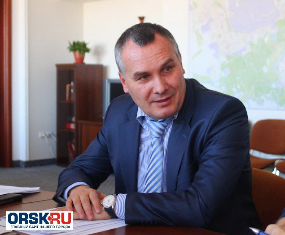 ВОренбургской области глава  УЖКХ администрации города Орска подозревается вполучении взятки
