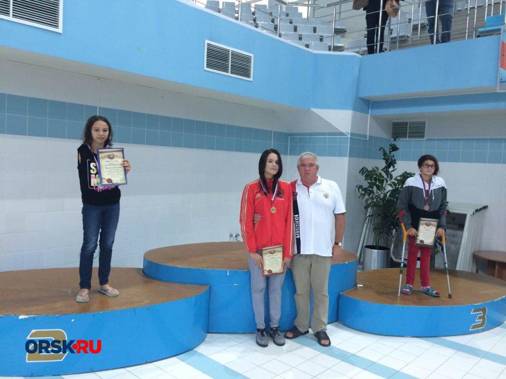 Воспитанники «РиФа» завоевали 32 медали напервенствеРФ поплаванию среди людей сограниченными возможностями