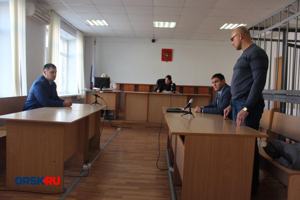 Экс-руководитель УЖКХ Орска приговорен к4 годам колонии строгого режима