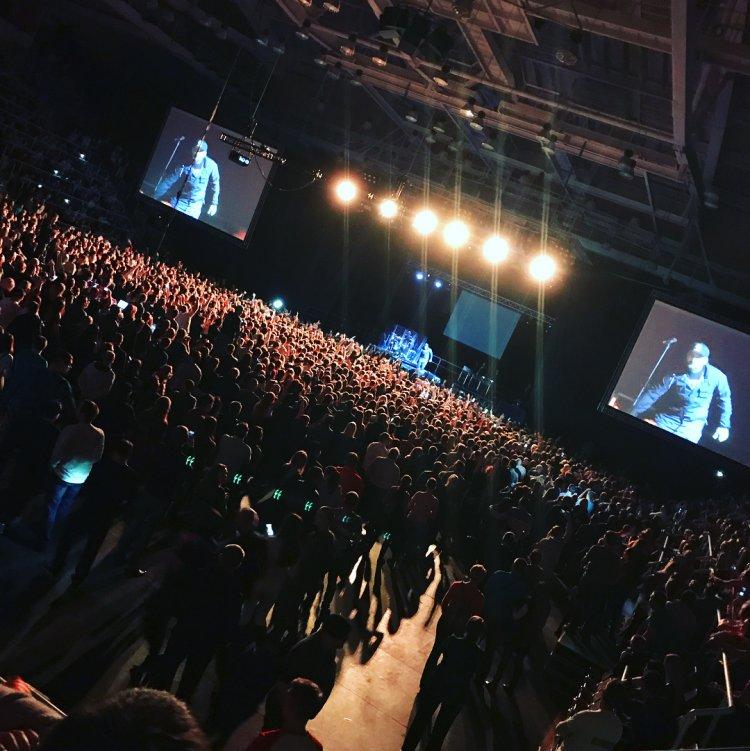 Рэпер Баста презентует вОренбурге собственный альбом