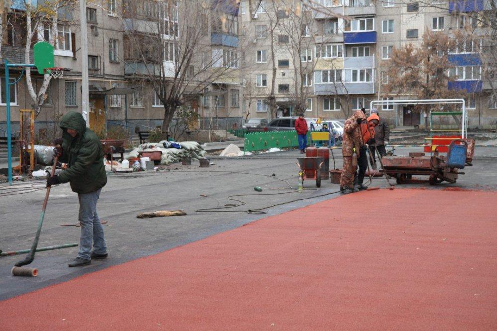 Набережная пографику. Губернатор оценил реконструкцию оренбургской интересные места