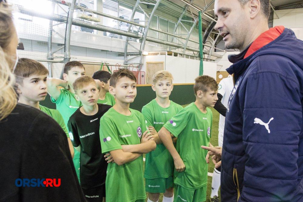 Ребята из русских детдомов съездили вгости кАрсену Венгеру