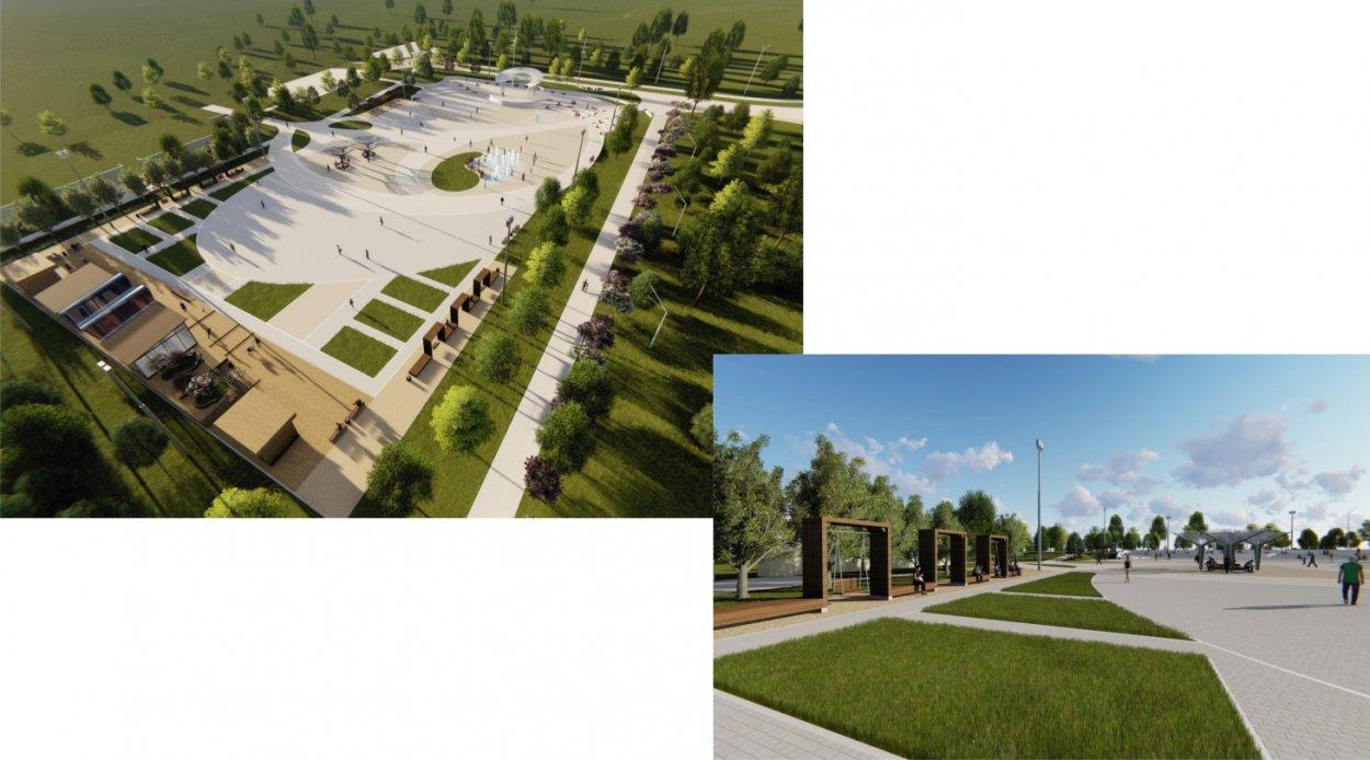 В следующем году парки Северный и Пищевик ждёт новый этап реконструкции