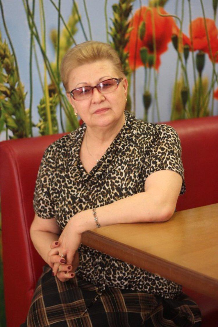 Умерла Наталия Крива — Орск.ру