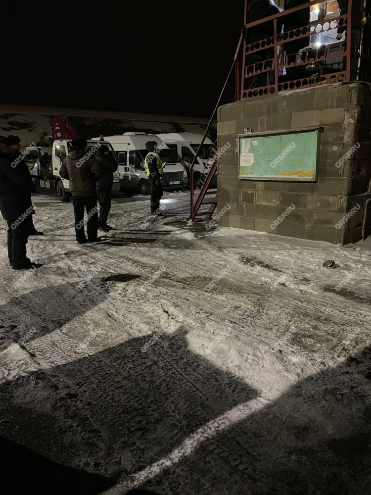 В Орске убили охранника стоянки на Вяземской и угнали машину