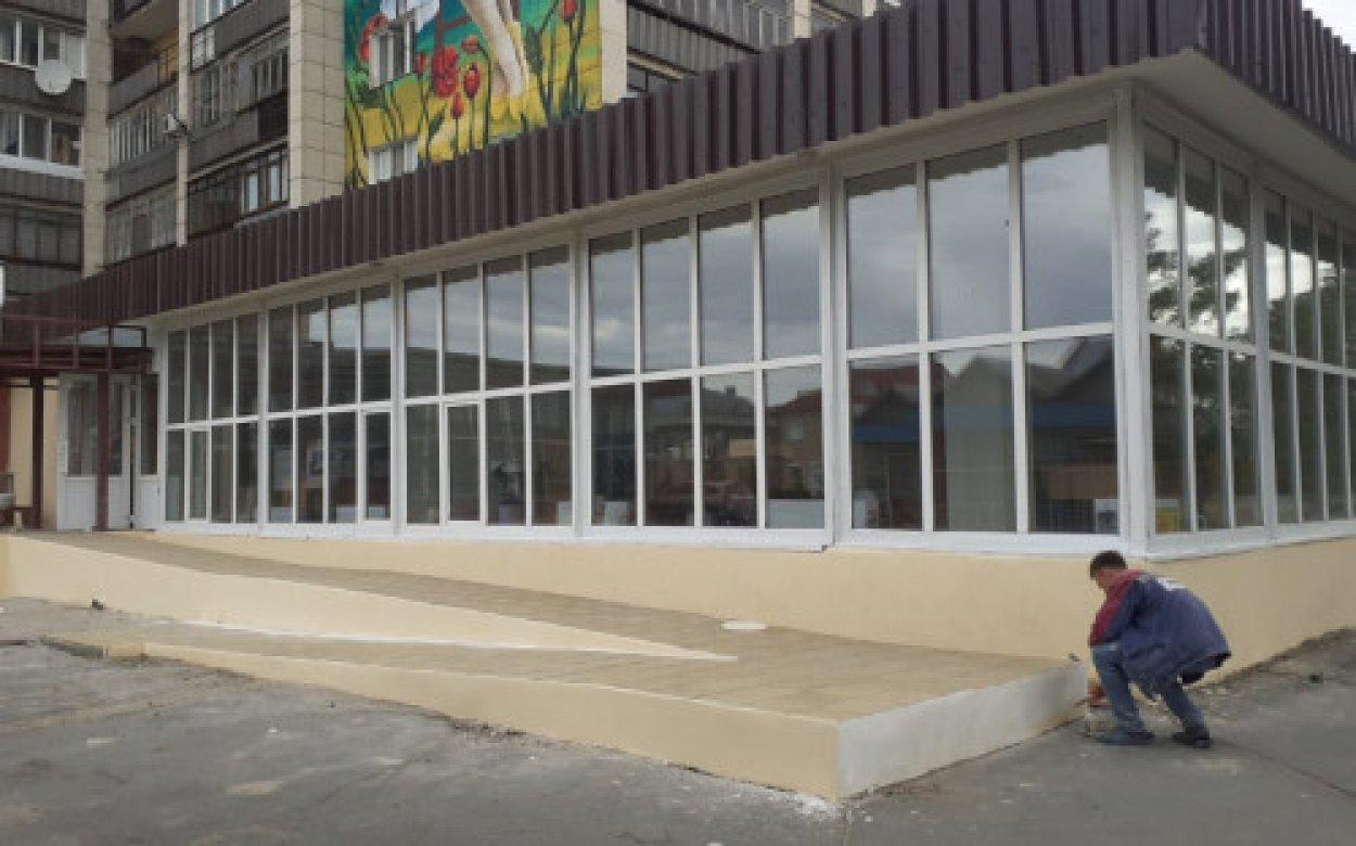Как в Орске продвигается ремонт Детской школы искусств №1?